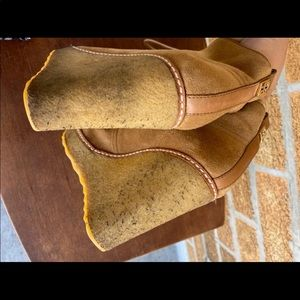 Tory Burch Shoes - Tory burch boots size 9